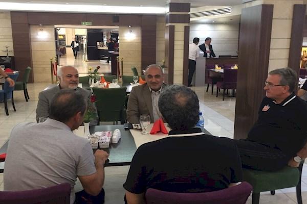 بسته خبری ایران ورزشی از پرسپولیس، مهره شانس برانکو آمد