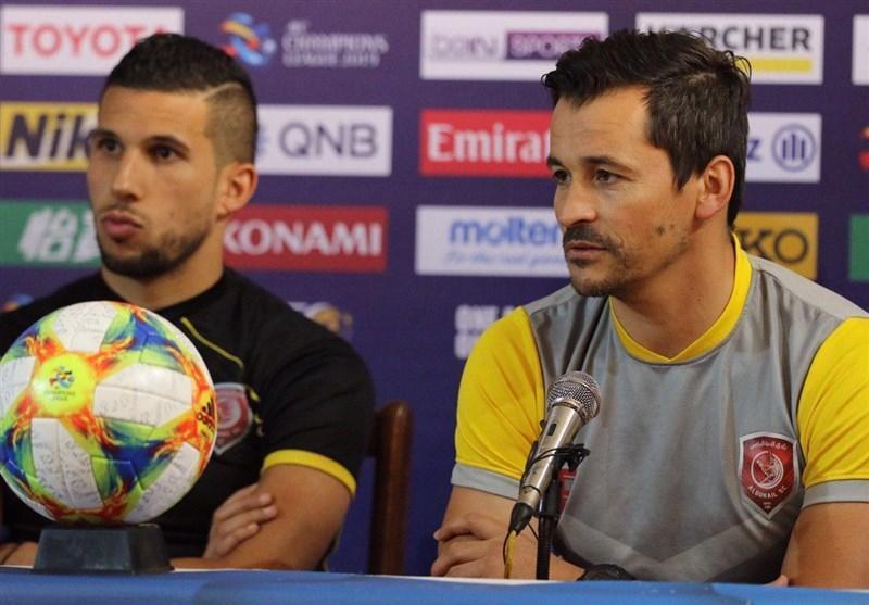 روی فاریا: بدون چند بازیکن مان هم آماده بازی با استقلال هستیم