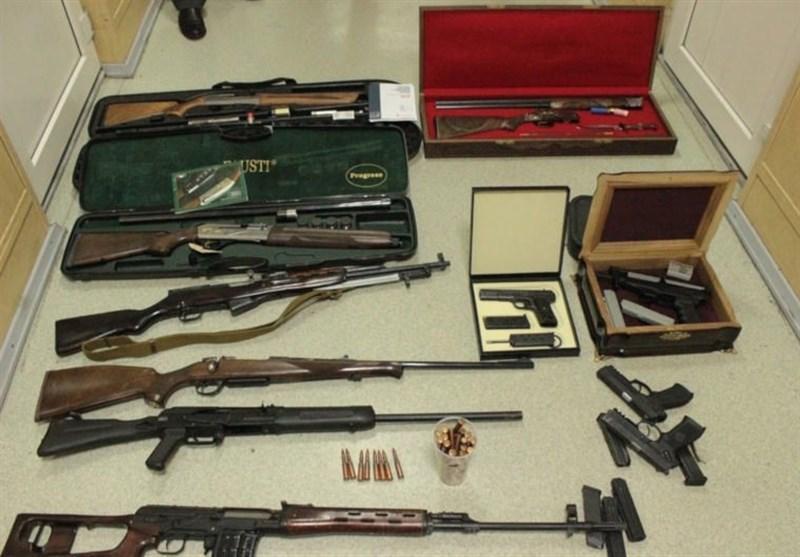 کشف و ضبط اسلحه تک تیراندازی از خانه آتامبایف