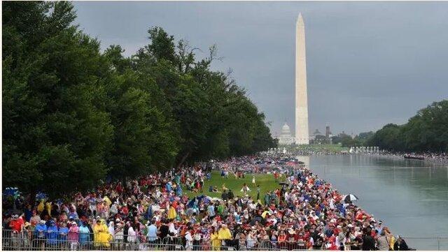 واشنگتن دی سی، بهترین جای آمریکا از نظر اقتصادی شناخته شد